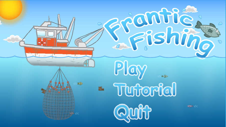 Frantic Fishing Screenshot 1