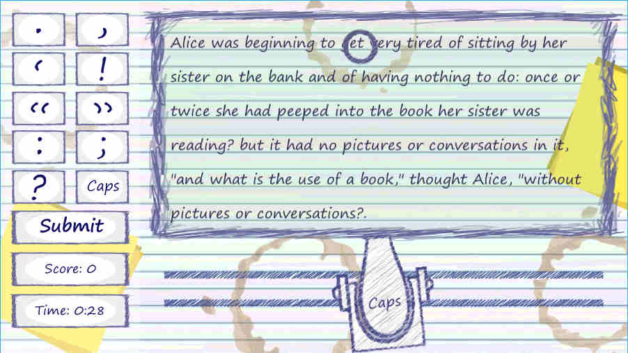 Grammar Cannon Screenshot 3