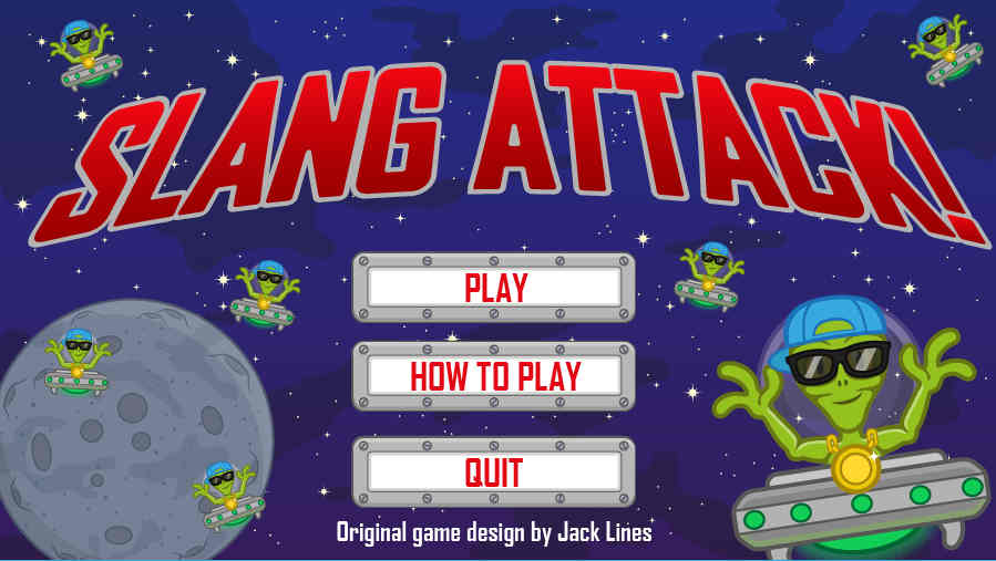 Slang Attack Screenshot 1