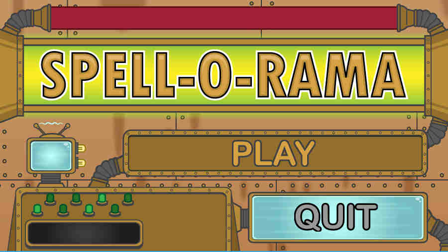Spell-o-Rama Screenshot 1