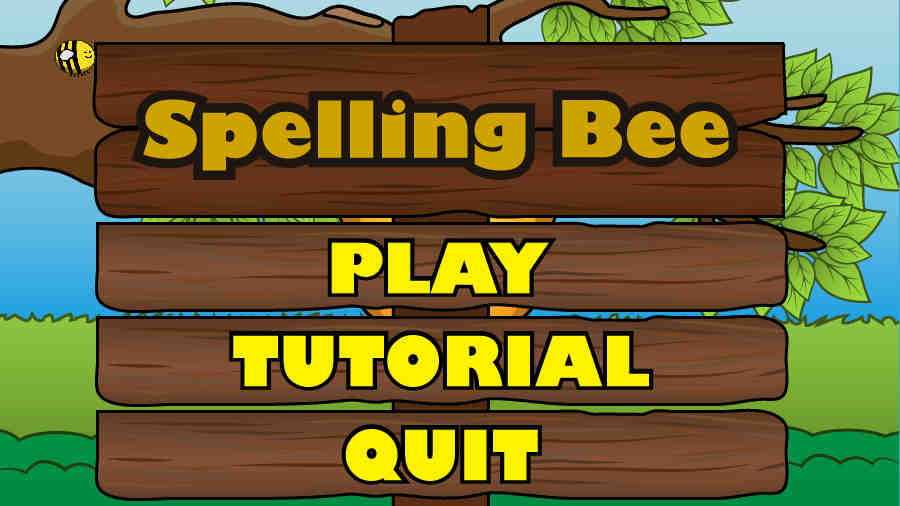Spelling Bee Screenshot 1