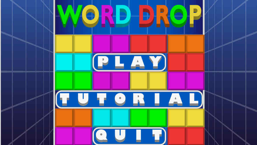 Word Drop Screenshot 1