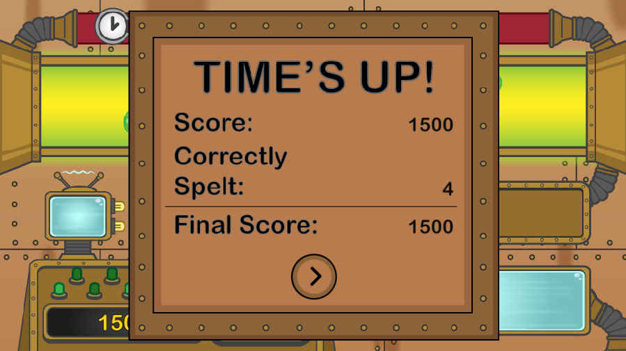 Spell-o-Rama Screenshot 4