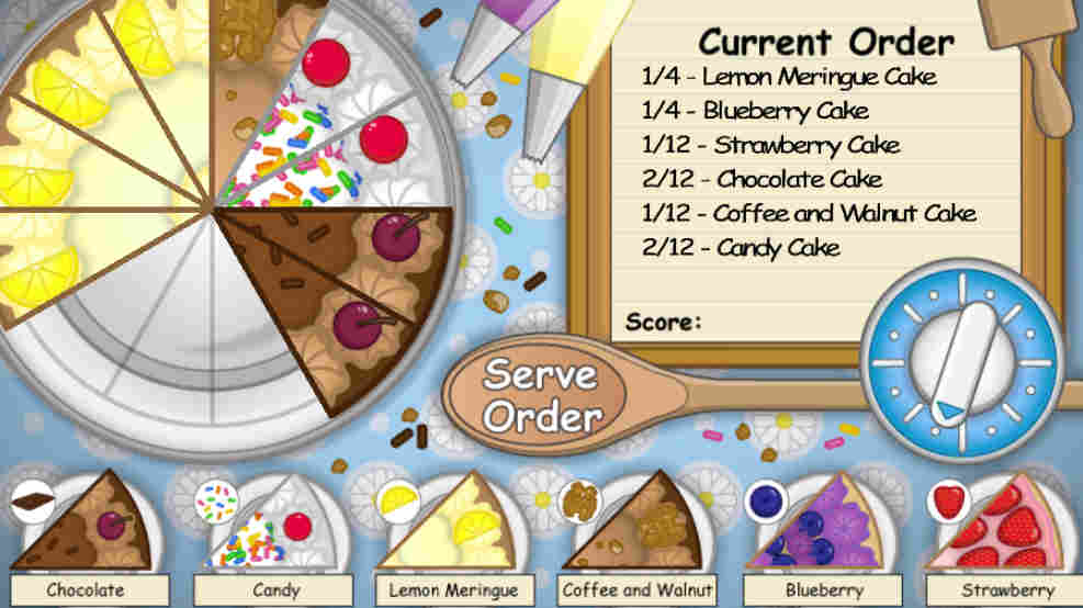Piece of Cake Screenshot 3