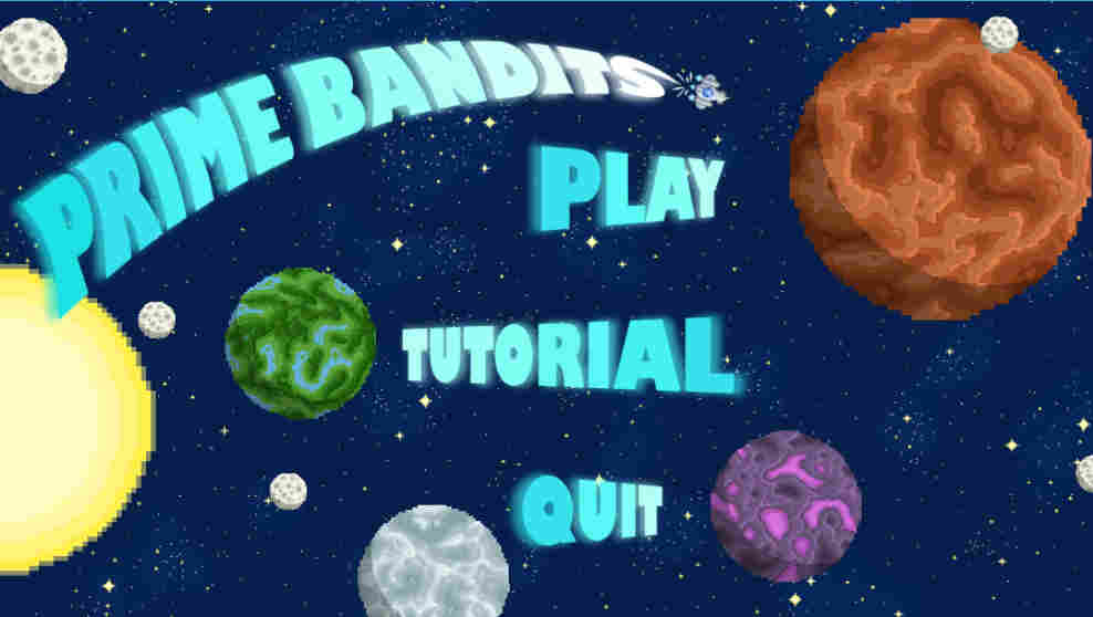 Prime Bandits Screenshot 1