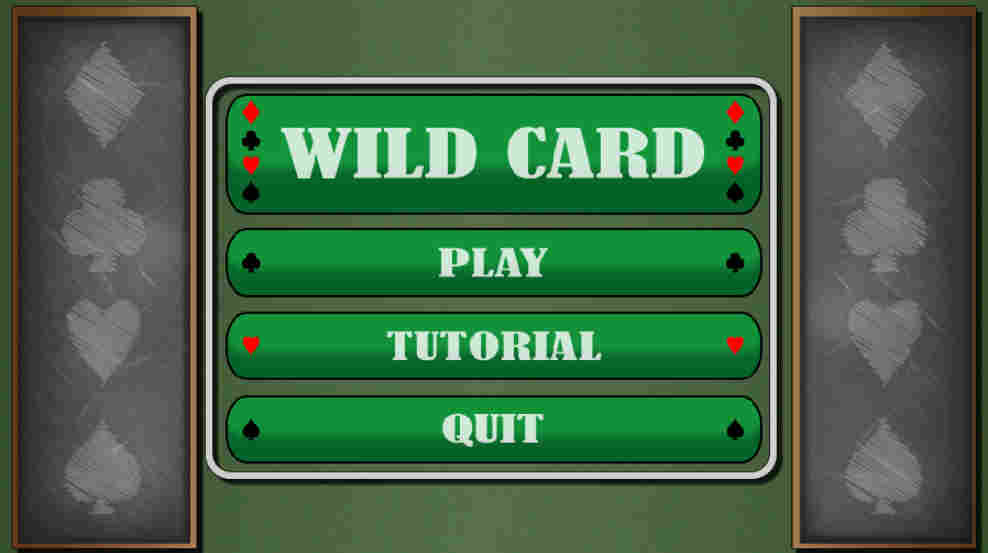 Wild Card Screenshot 1