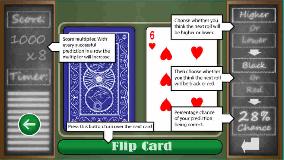 Wild Card Screenshot 2