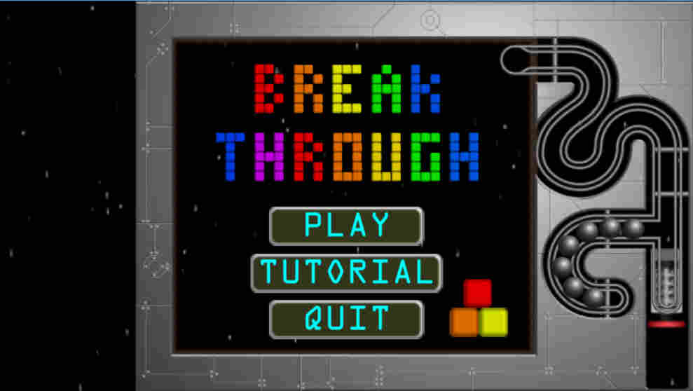Break Through Screenshot 1