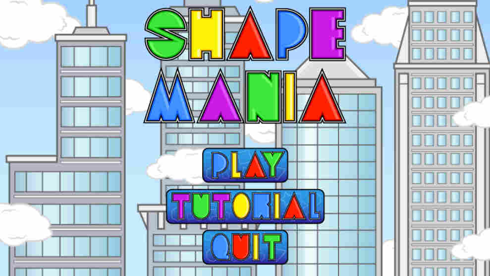 Shape Mania Screenshot 1