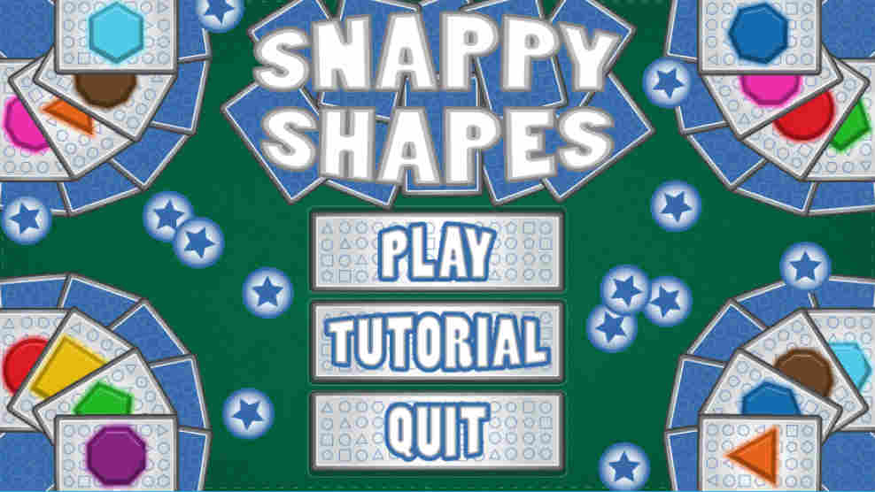 Snappy Shapes Screenshot 1
