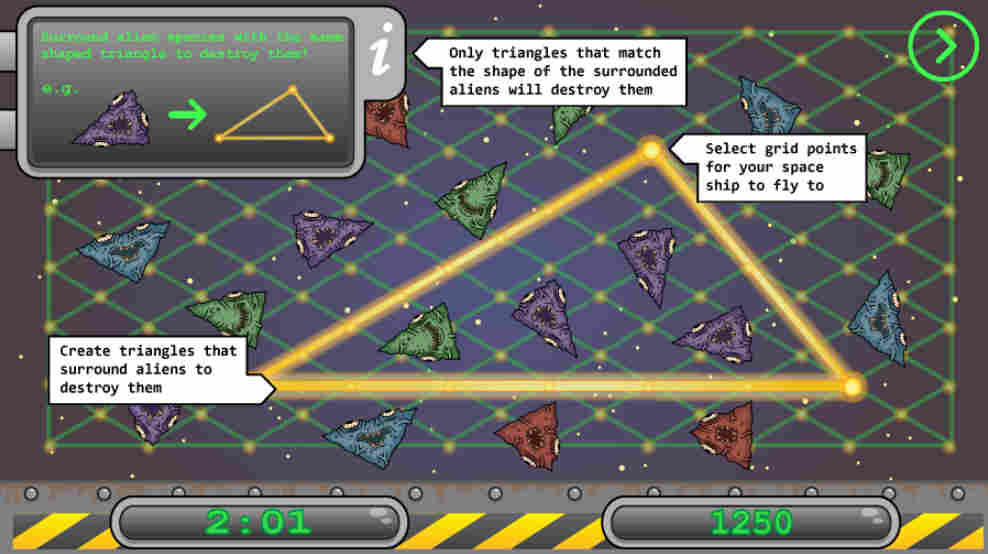 Triangulate Screenshot 2