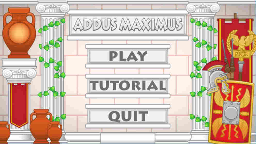 Addus Maximus Screenshot 1