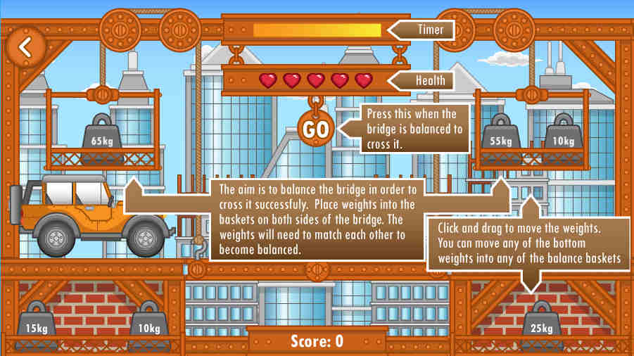 Balance Bridge Screenshot 2
