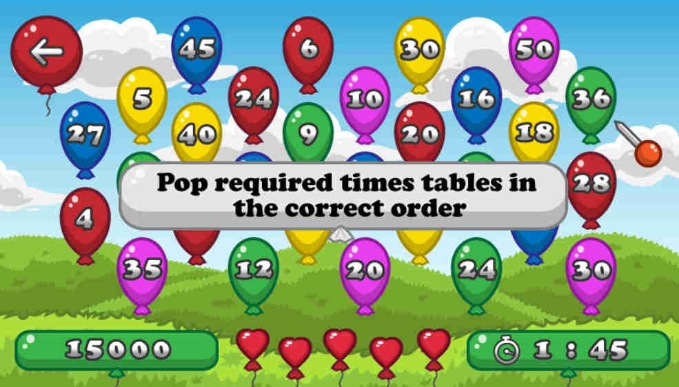 Balloon Times Screenshot 2