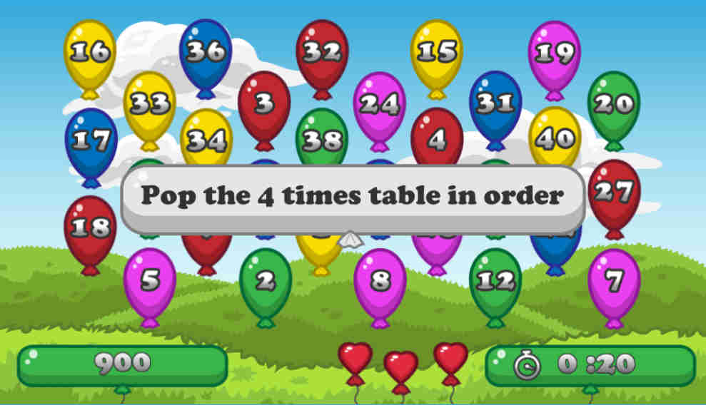 Balloon Times Screenshot 3