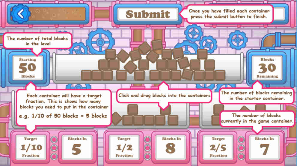 Choco Block Screenshot 2