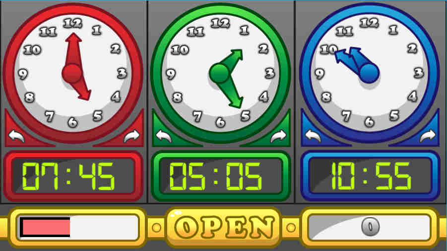 Cracking Clocks Screenshot 2