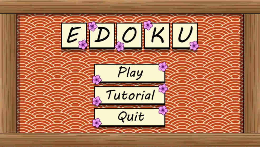 Edoku Screenshot 1