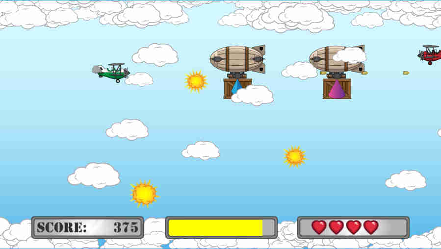 Fly By Screenshot 4