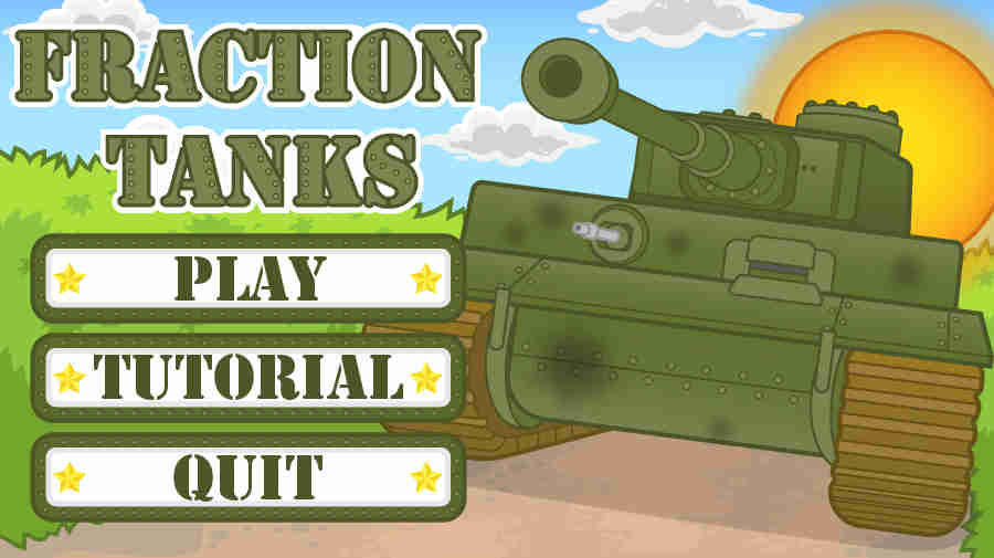 Fraction Tanks Screenshot 1