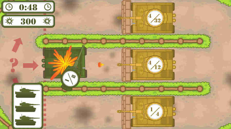 Fraction Tanks Screenshot 4