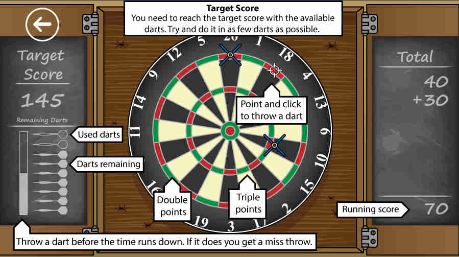 Game On Darts Screenshot 2