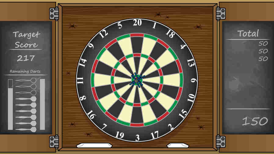 Game On Darts Screenshot 3
