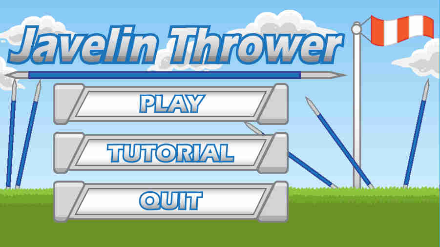 Javelin Thrower Screenshot 1