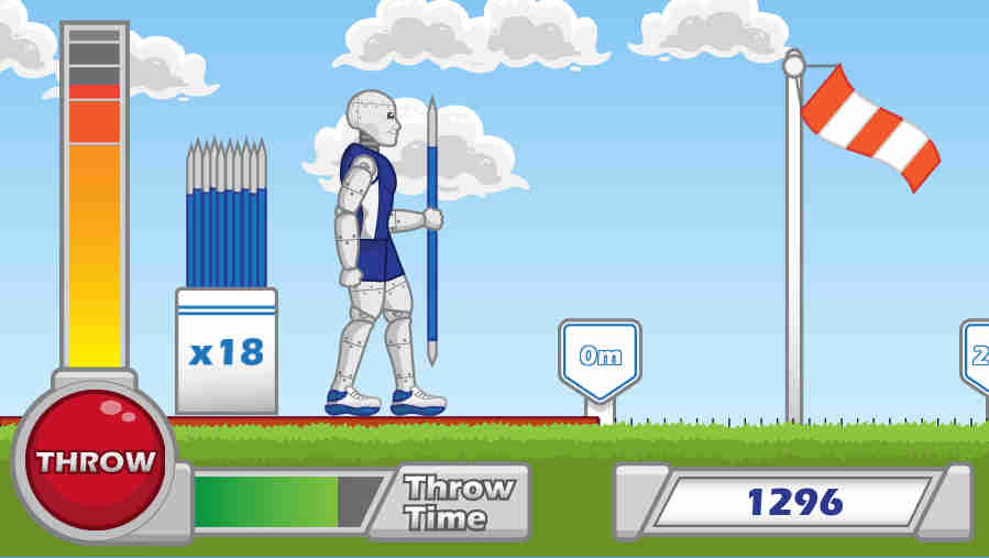 Javelin Thrower Screenshot 3