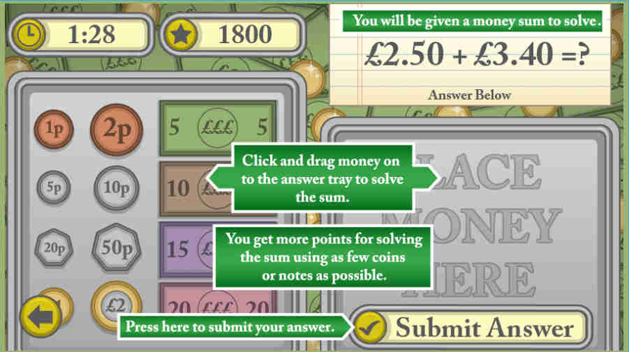 Money Matcher Screenshot 2