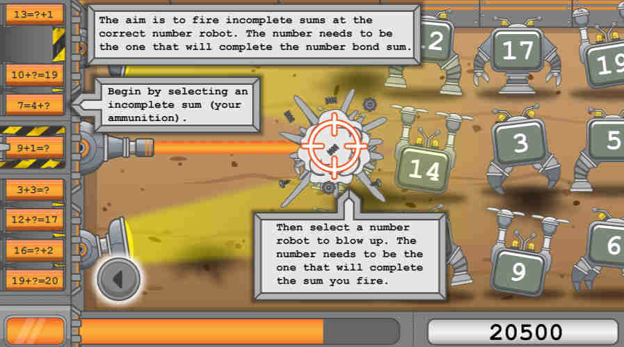 Robot Attack Screenshot 2