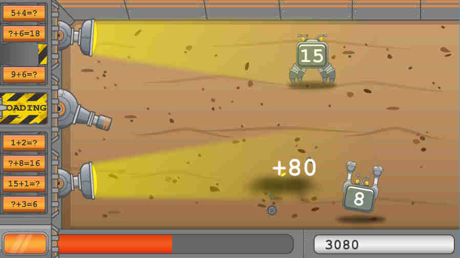 Robot Attack Screenshot 3