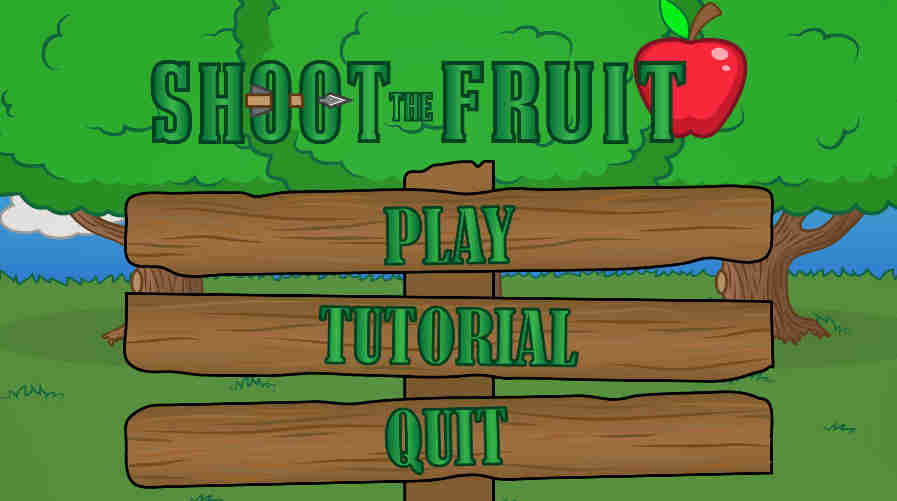 Shoot the Fruit Screenshot 1
