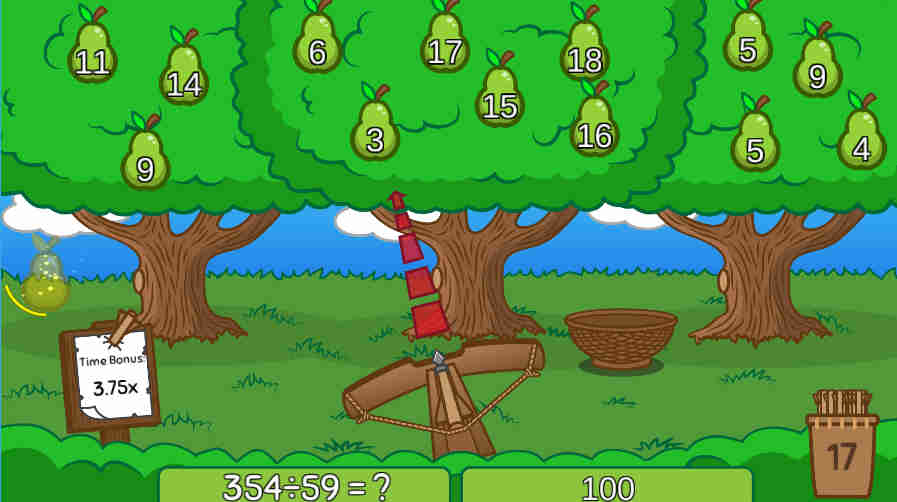 Shoot the Fruit Screenshot 3