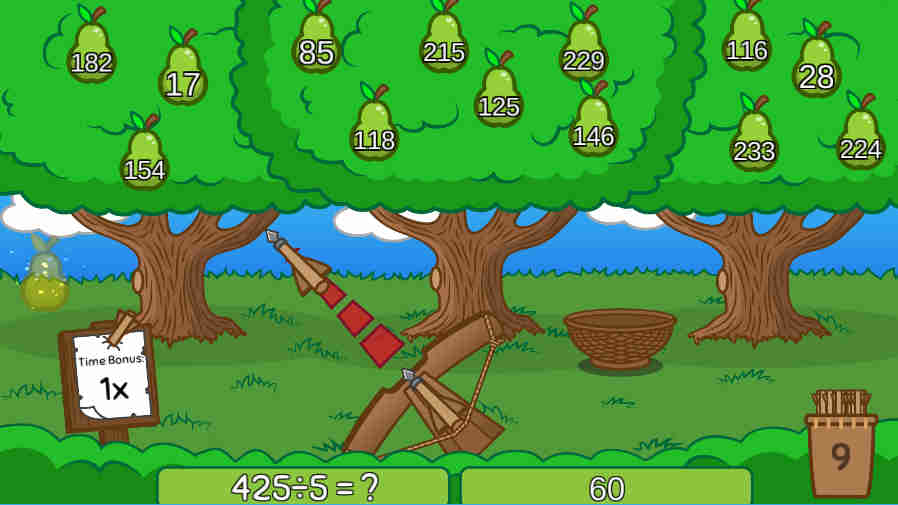 Shoot the Fruit Screenshot 4