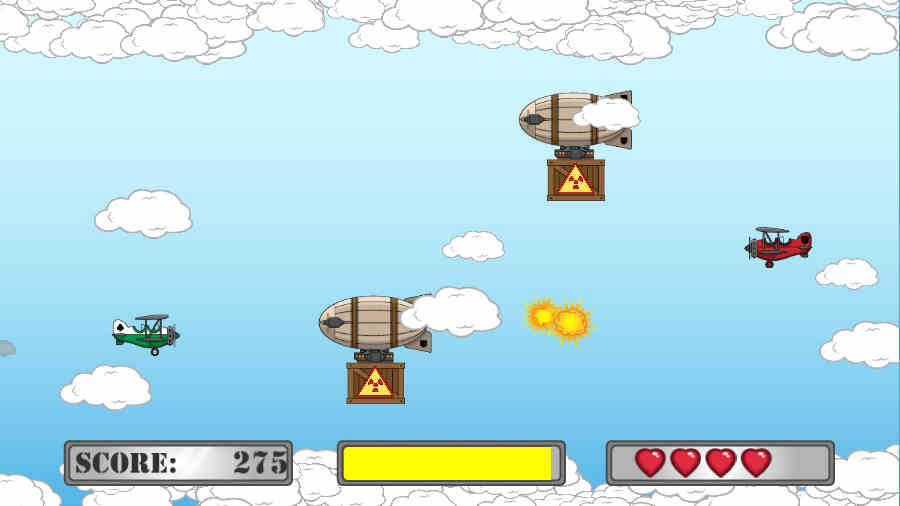 Fly By Screenshot 3