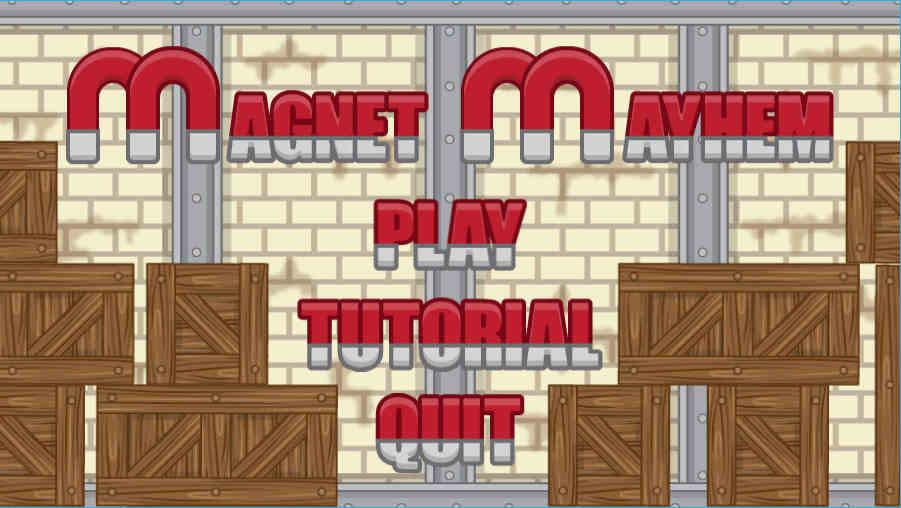 Magnet Mayhem Screenshot 1