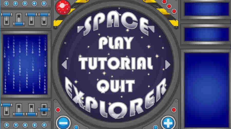 Space Explorer Screenshot 1