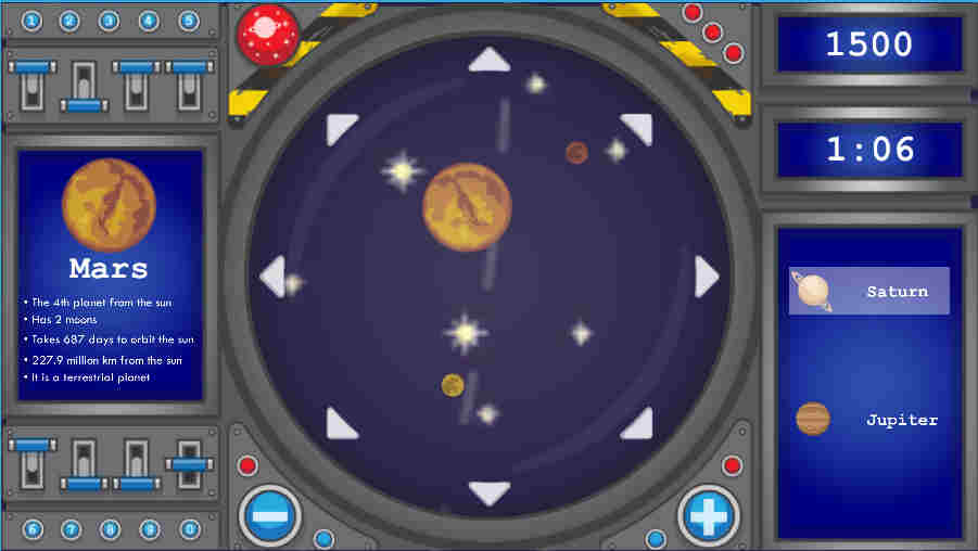 Space Explorer Screenshot 3