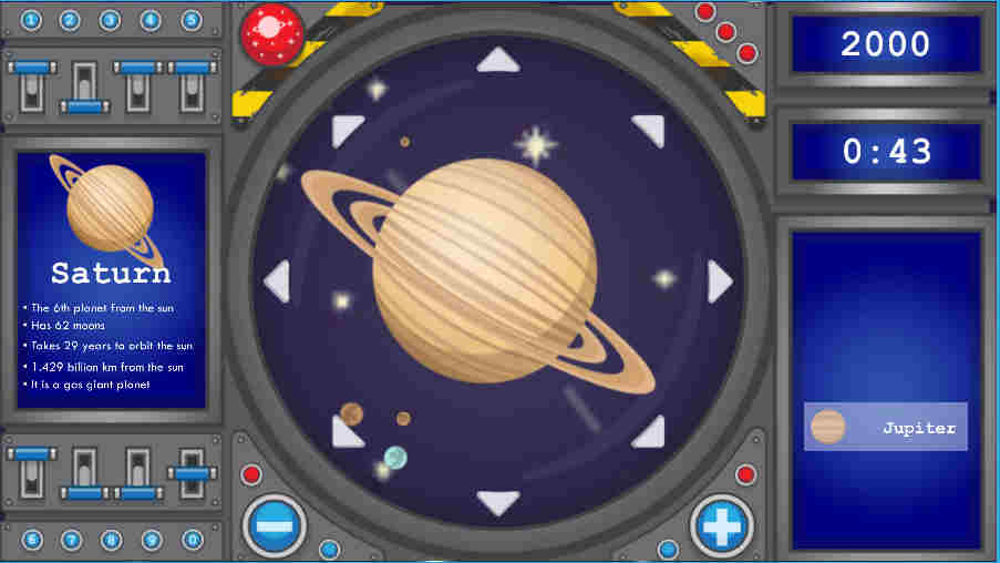 Space Explorer Screenshot 4