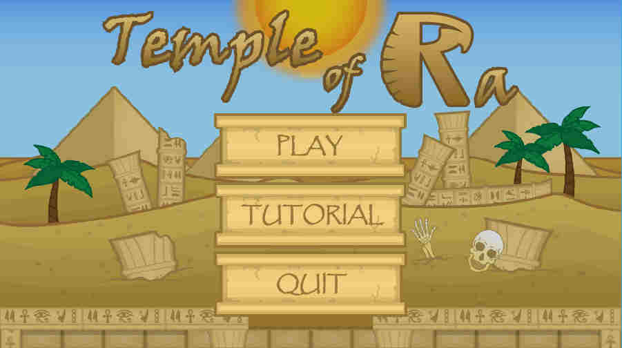Temple of Ra Screenshot 1