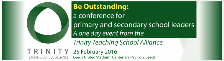 Be Outstanding Conference Feb2016